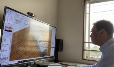 VectorWorksオンラインレッスン・建築造作工事