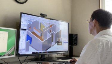 VectorWorksオンラインレッスン・建築ツール