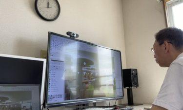 VectorWorksオンラインレッスン・照明セッティング